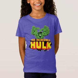 The Incredible Hulk Logo T-Shirt