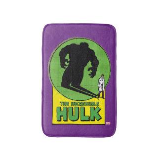 The Incredible Hulk Vintage Shadow Graphic