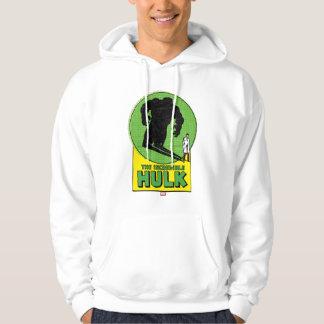 The Incredible Hulk Vintage Shadow Graphic Sweatshirt