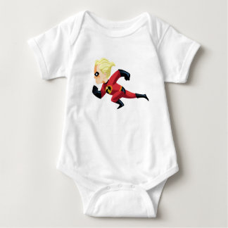The Incredibles Dash running Disney Baby Bodysuit