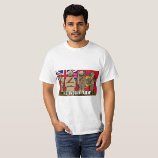 The Indian Army Faction World War I T-Shirt