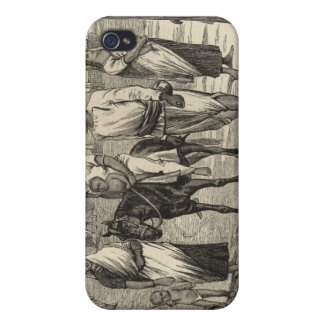 The Indian Famine iPhone 4 Cases