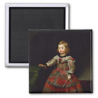 The Infanta Maria Margarita  of Austria Magnet