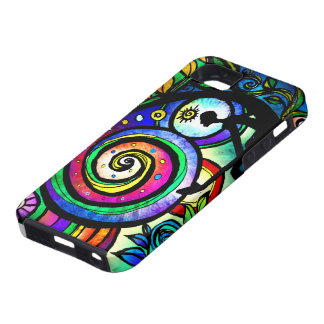 The Infinite Mind Case-Mate Vibe iPhone 5 Case For The iPhone 5