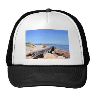 The Inlet at Lake Montauk Point Trucker Hat