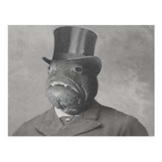 The Innsmouth Look Postcard