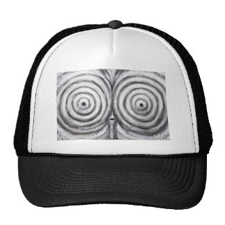The Insomnia Penguin (odd surrealism) Trucker Hat