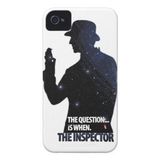 The Inspector iPhone Case