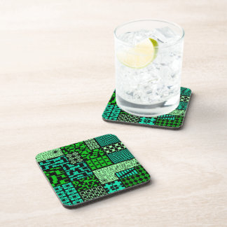 """The Intelligence"" Hard Plastic Coasters"