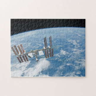 The International Space Station Jigsaw Puzzle
