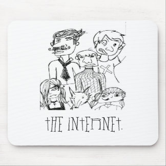 The Internet, Mouse pad