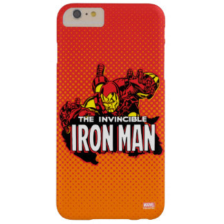 The Invincible Iron Man Graphic Barely There iPhone 6 Plus Case