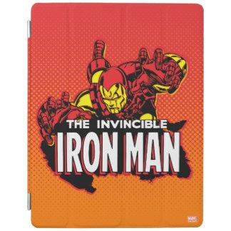 The Invincible Iron Man Graphic iPad Cover