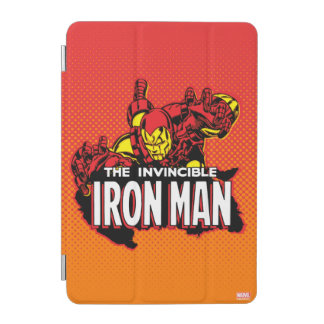 The Invincible Iron Man Graphic iPad Mini Cover