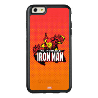 The Invincible Iron Man Graphic OtterBox iPhone 6/6s Plus Case