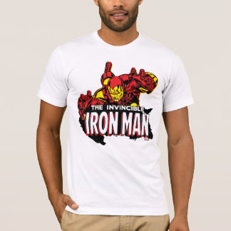 The Invincible Iron Man Graphic T-Shirt