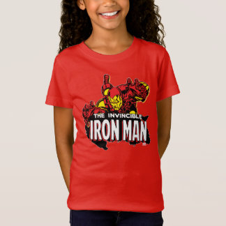 The Invincible Iron Man Graphic Tshirt