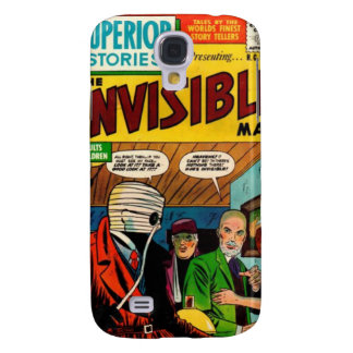 The Invisible Man Galaxy S4 Case