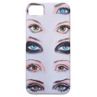The iPhone case which draws the eye of the foreign