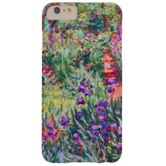 The Iris Garden at Giverny Fine Art Barely There iPhone 6 Plus Case
