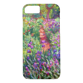The Iris Garden by Claude Monet iPhone 7 Case