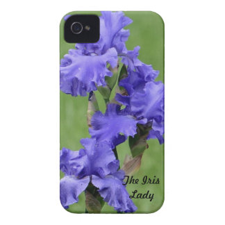 The Iris Lady Barely There iPhone Cases