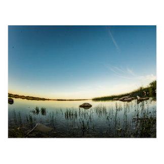 """The Irish Lough"" postcards"