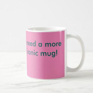 the ironic mug