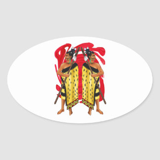 THE ISLAND DEFENDERS OVAL STICKER