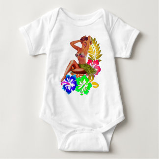 THE ISLAND WAYS BABY BODYSUIT