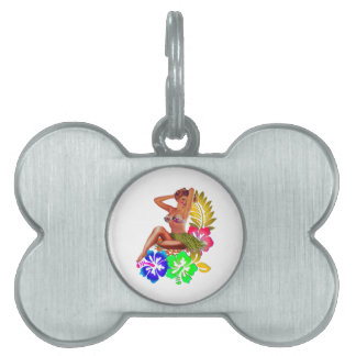 THE ISLAND WAYS PET TAGS