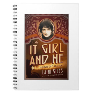 The It Girl and Me - Large Notebook