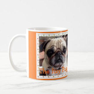 The Itsy Pug mug: Well, Hello There! Coffee Mug