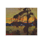 The Jack Pine Canvas Print