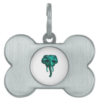 THE JADE ONE PET TAG