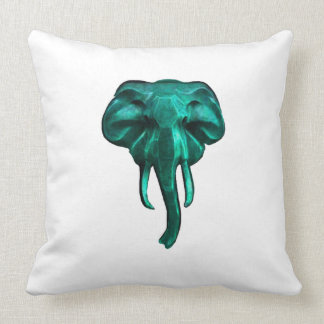 THE JADE ONE THROW PILLOW