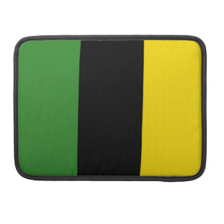 The Jamaican Colours Sleeve For MacBooks