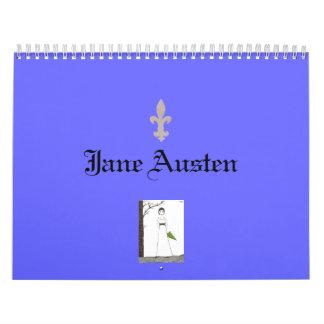 The Jane Austen Art Calendars