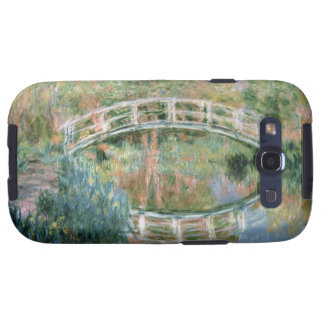 The Japanese Bridge, Giverny, 1892 (oil on canvas) Samsung Galaxy SIII Cases