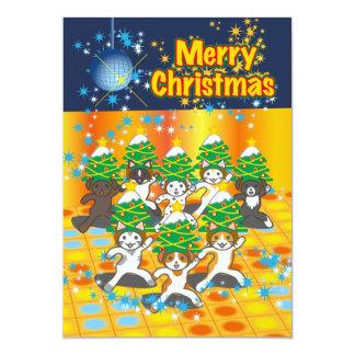 The Japanese Christmas - Japanese Christmas Card