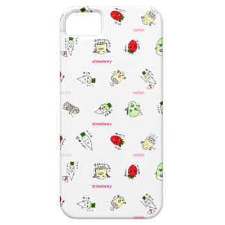 The Japanese radish of the non agricultural chemic iPhone 5 Case