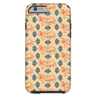 The Japanese traditional pattern, carp Tough iPhone 6 Case