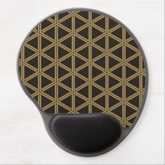 The Japanese traditional pattern group tortoise Gel Mouse Pad