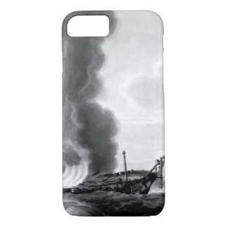The Java in a Sinking state, set fire to, & Blowin iPhone 7 Case