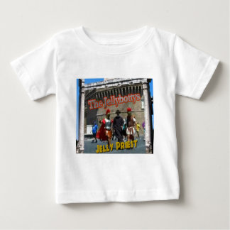 The Jellybottys Jelly Priest Song Dancing Romans Baby T-Shirt