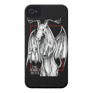The Jersey Devil iPhone 4 Case-Mate Case