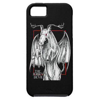 The Jersey Devil iPhone 5 Case