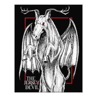 The Jersey Devil Letterhead