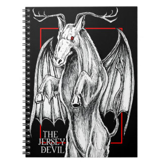 The Jersey Devil Note Books