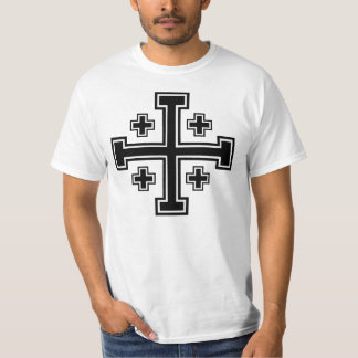 The Jerusalem Cross T-Shirt
